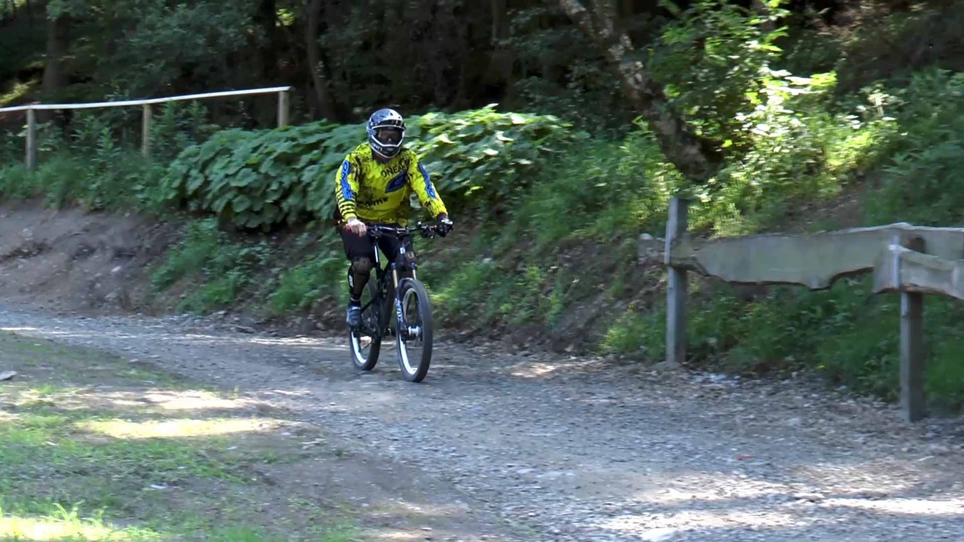 Downhill in Braunlage