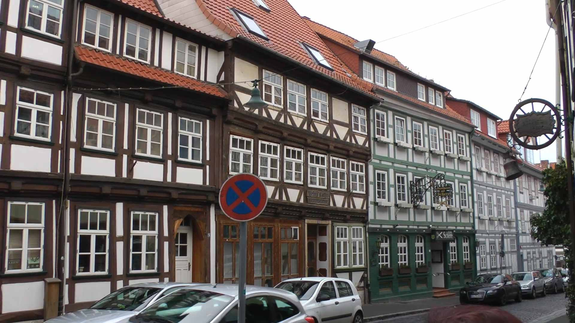 Fachwerk in Northeim