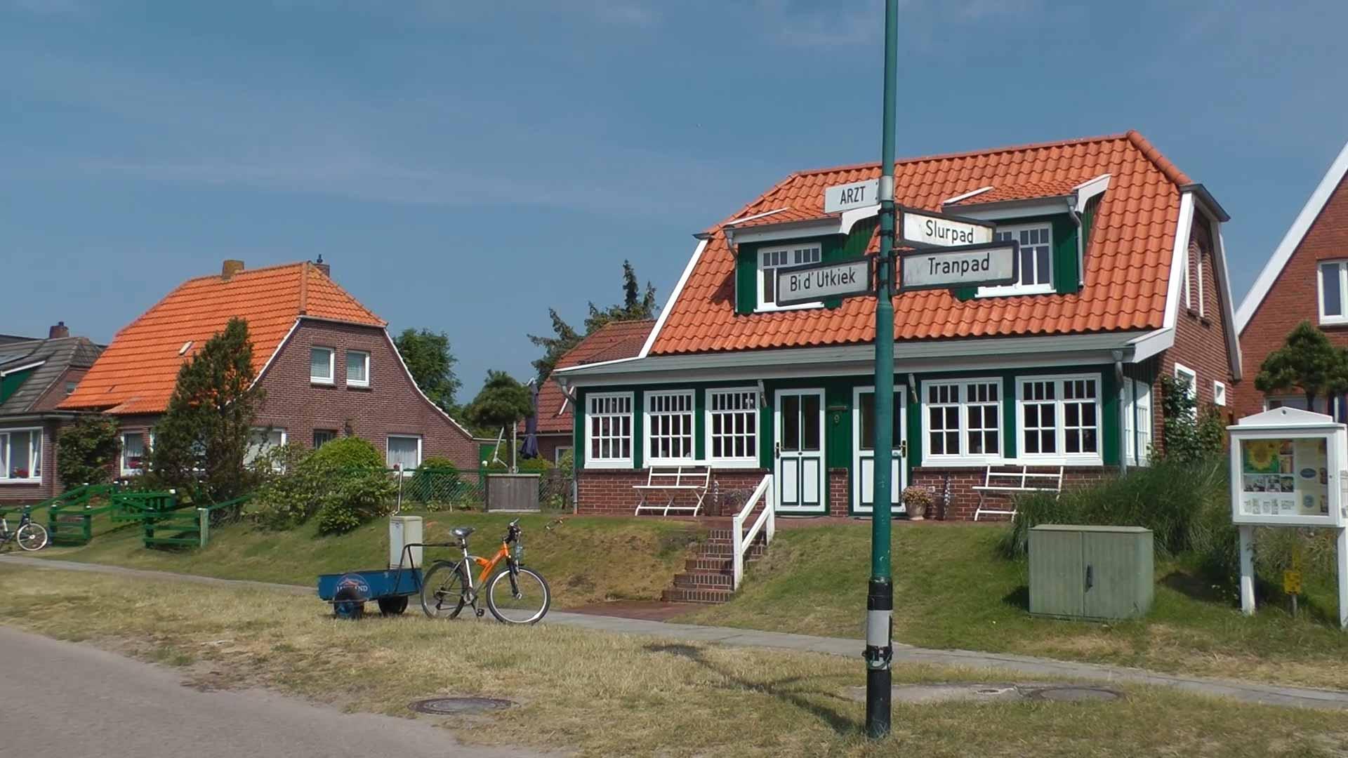 Hotels Und Pensionen Auf Spiekeroog