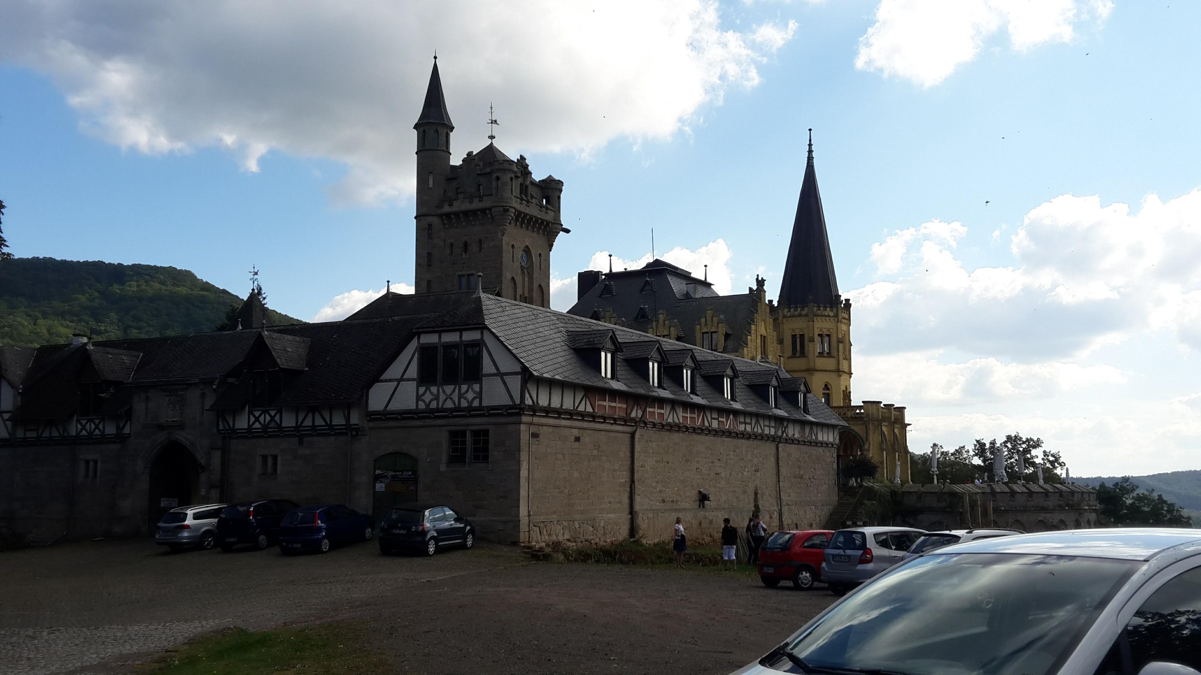 Schloss Rothestein bei Bad Sooden-Allendorf