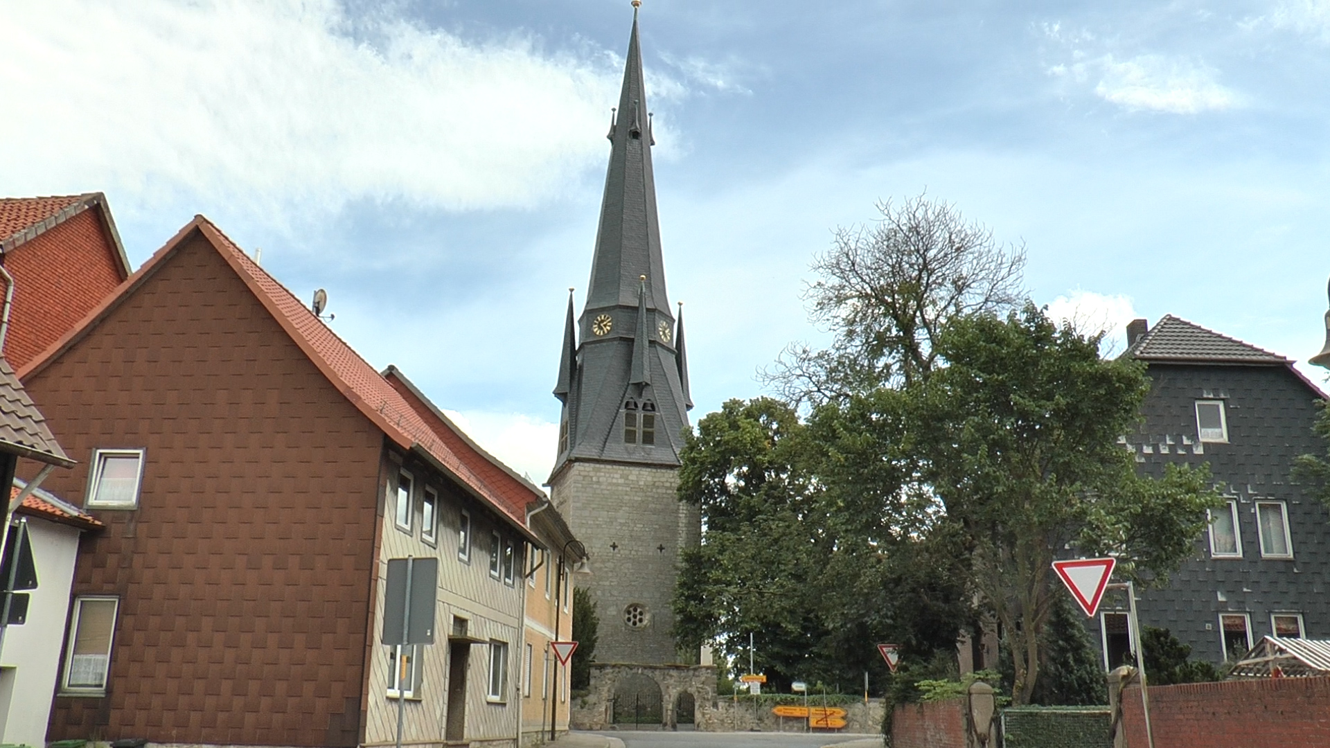 Jacobus Kirche Eime