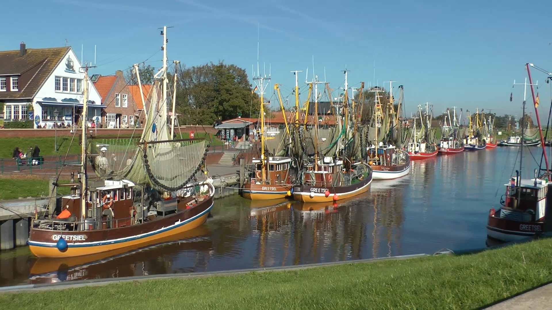 Fischereihafen Greetsiel