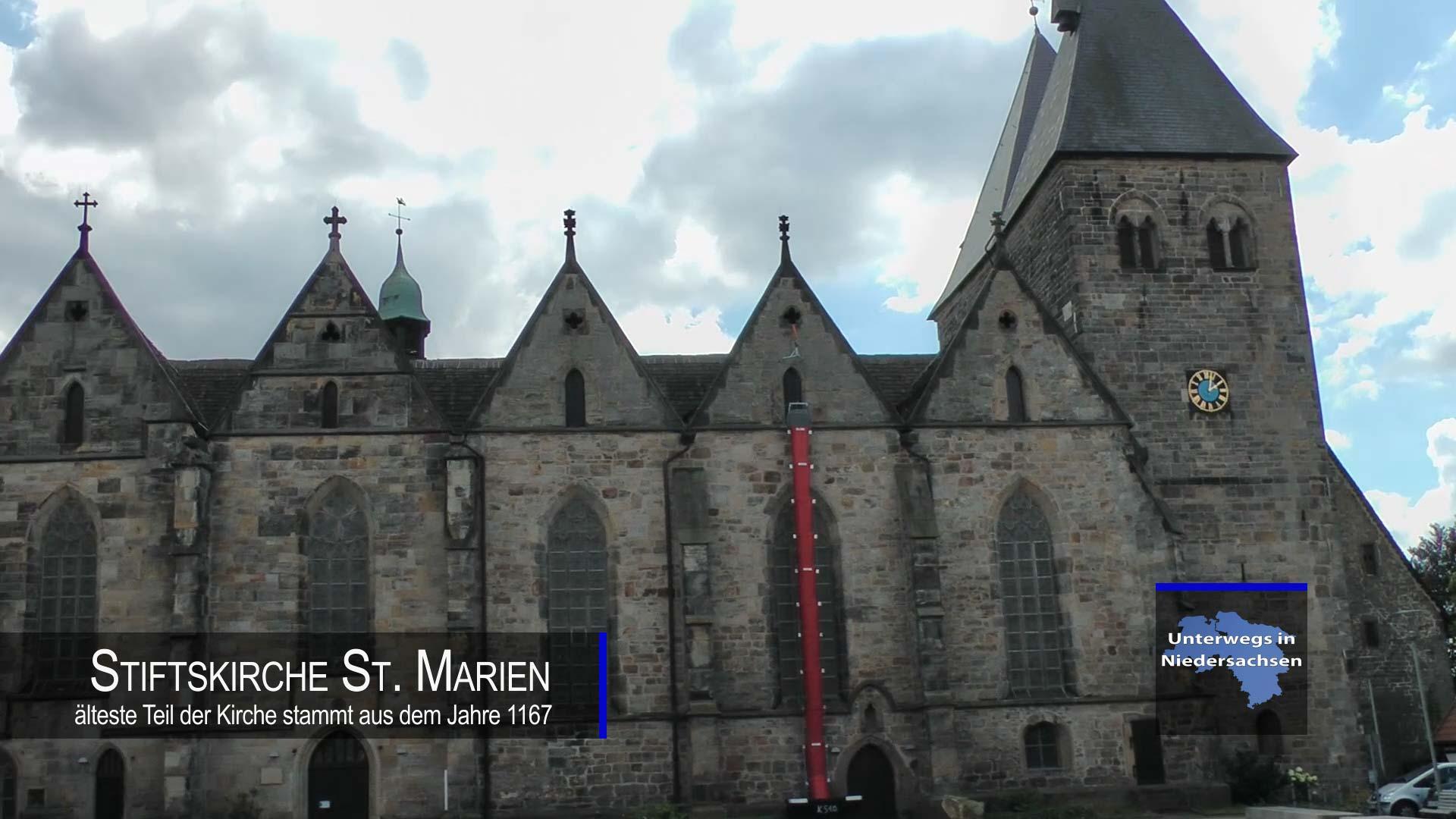St. Marien-Kirche Obernkirchen