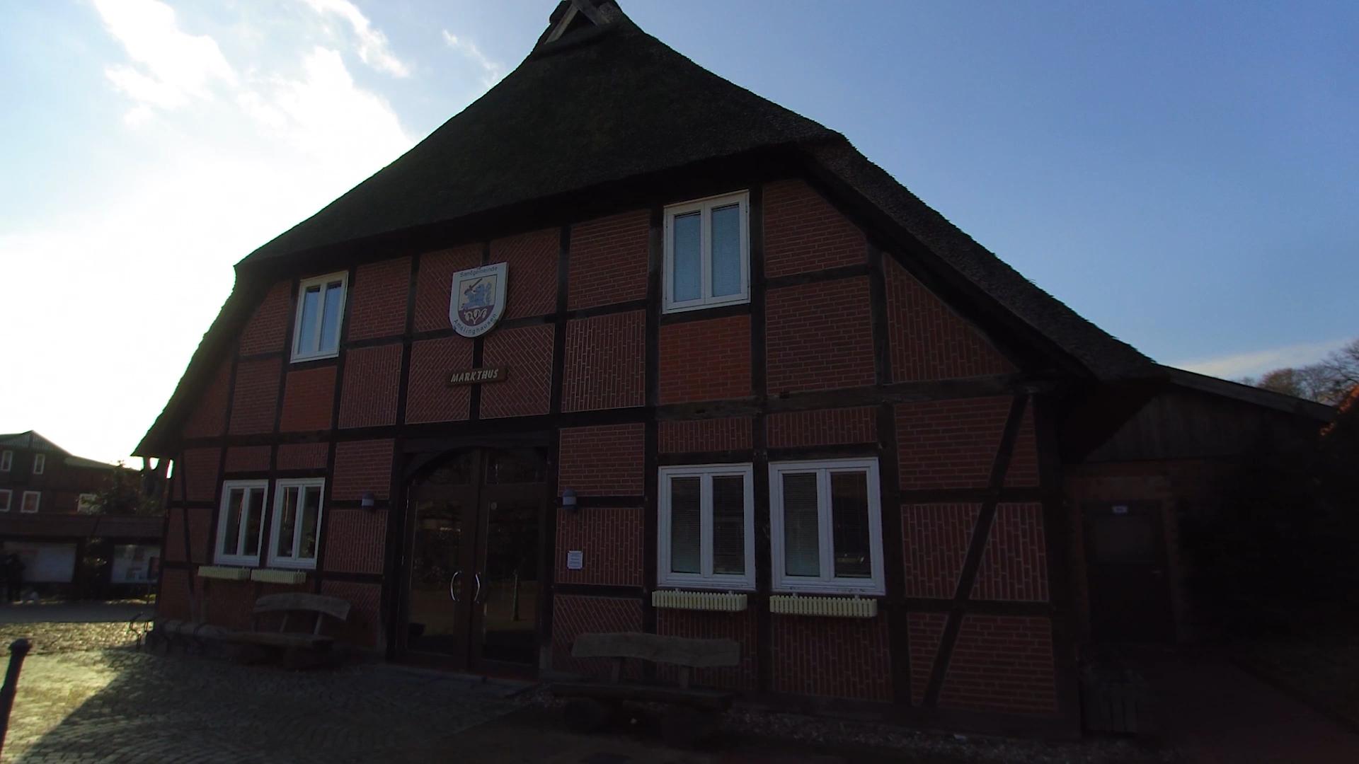 Markthus Amelinghausen
