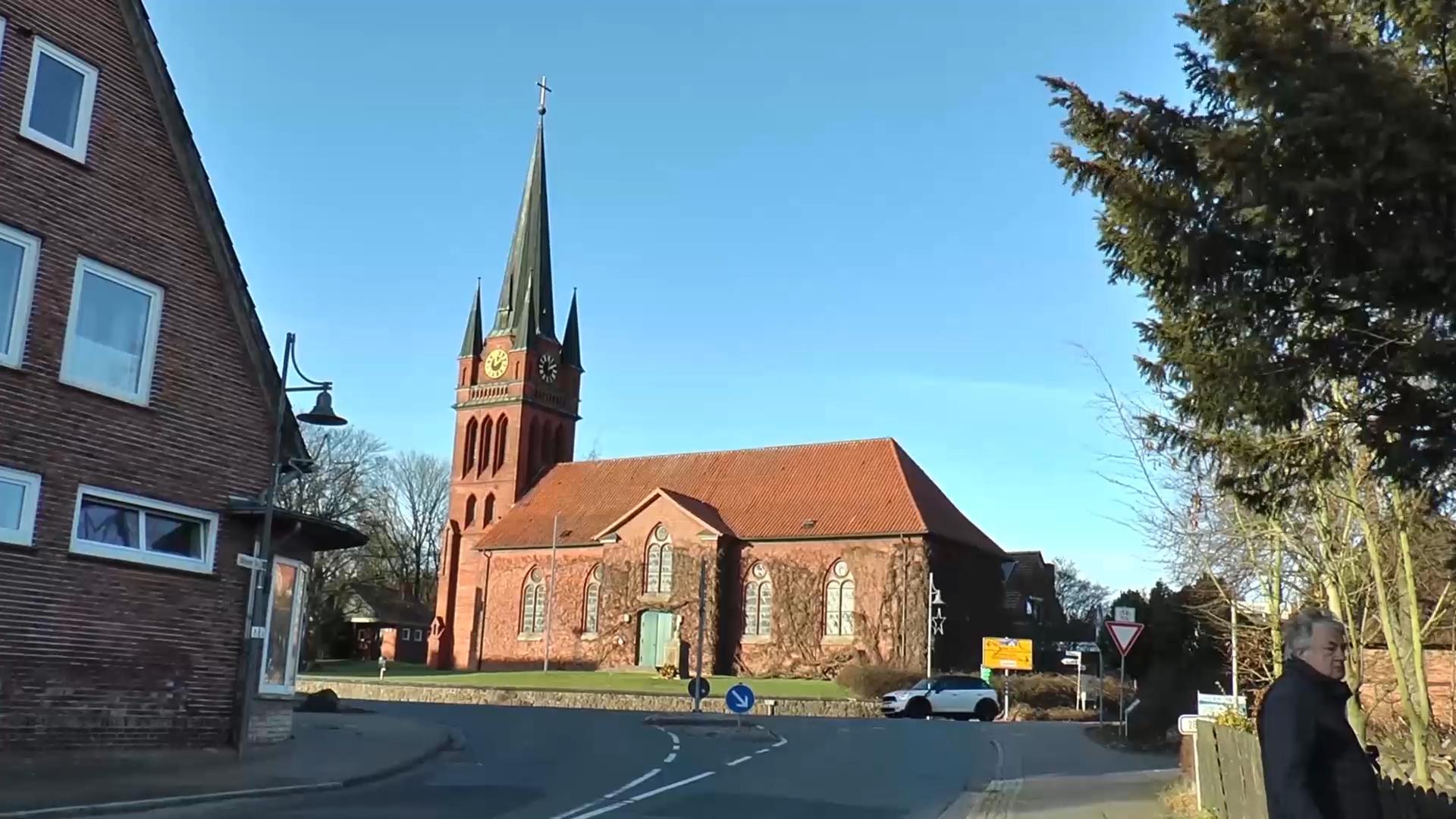 Hippolit-Kirche Amelinghausen
