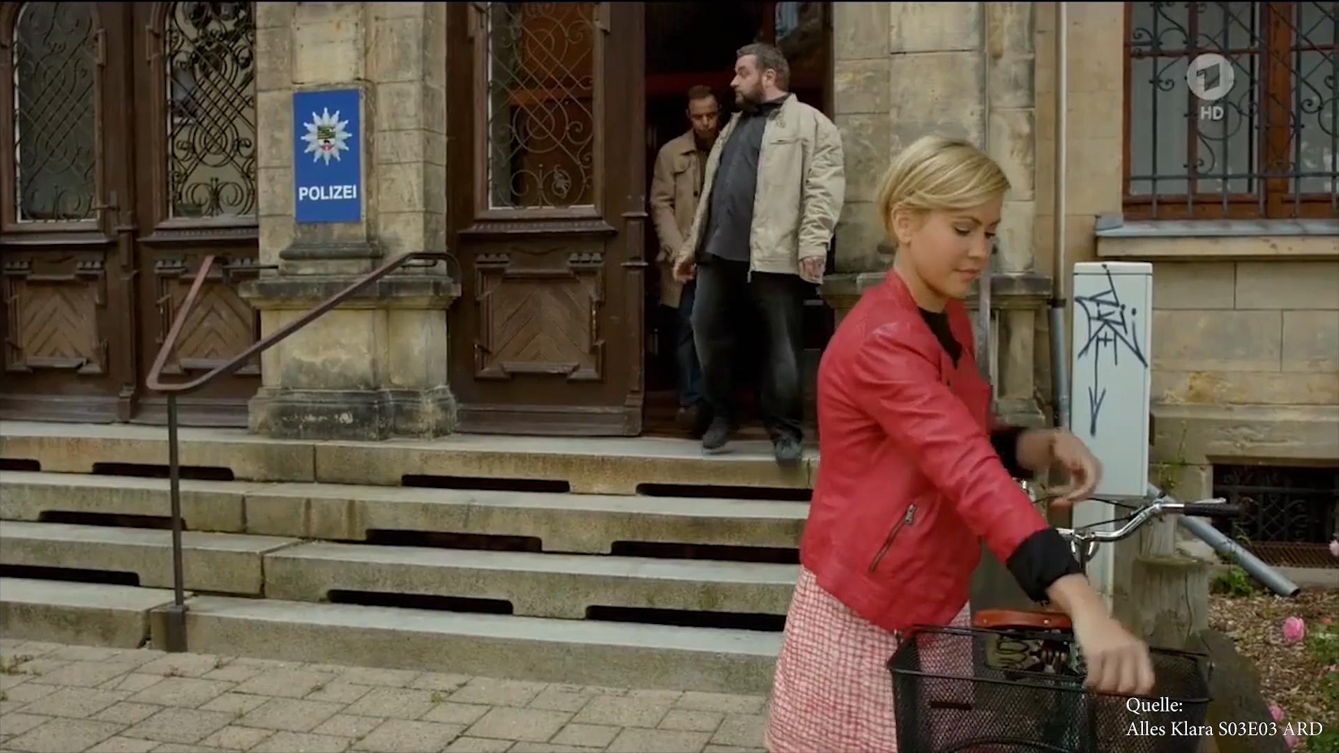 Alles Klara - Polizeirevier Quedlinburg